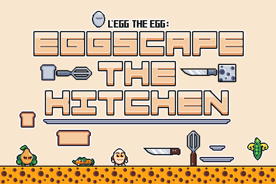 Eggscape the Kitchen