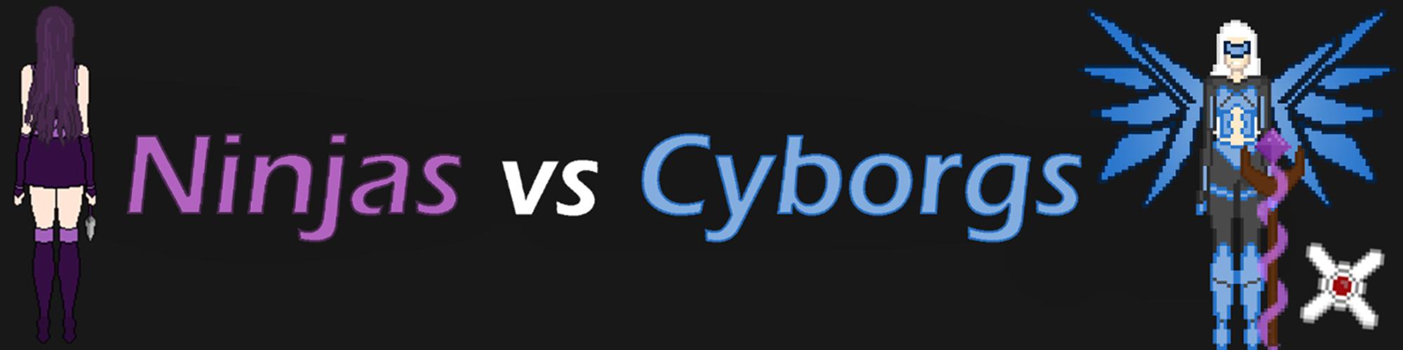Ninjas vs Cyborgs