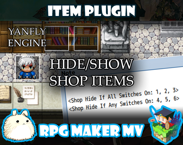 Rpg Maker Mv Items