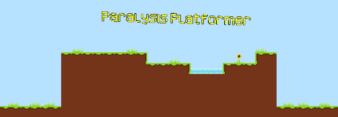 Paralysis Platformer