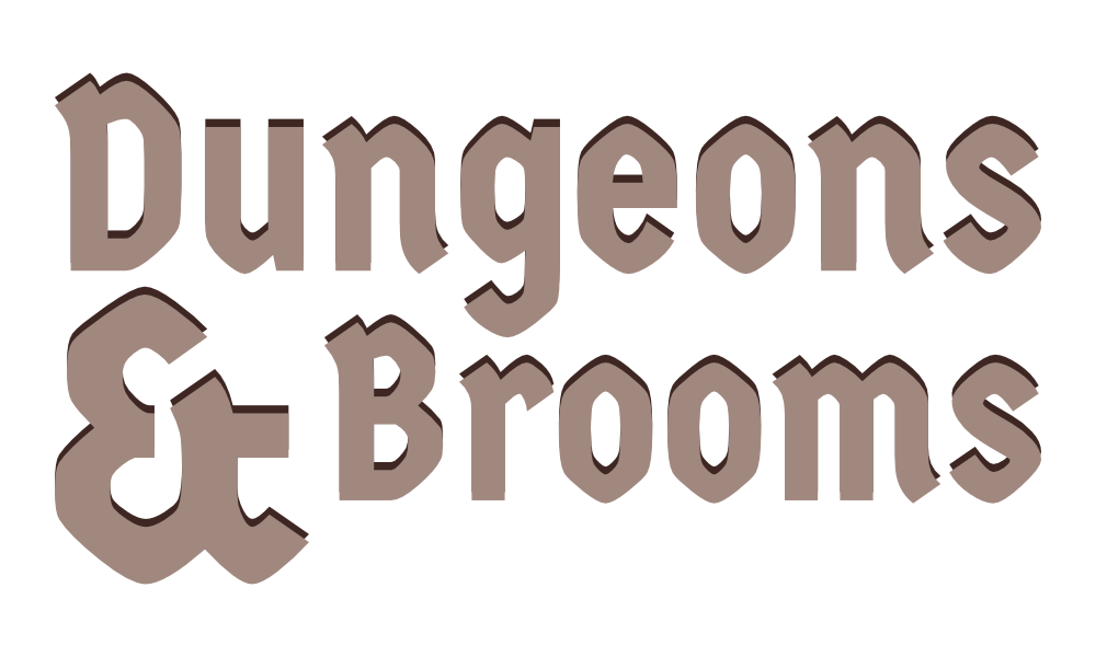 Dungeons & Brooms HD