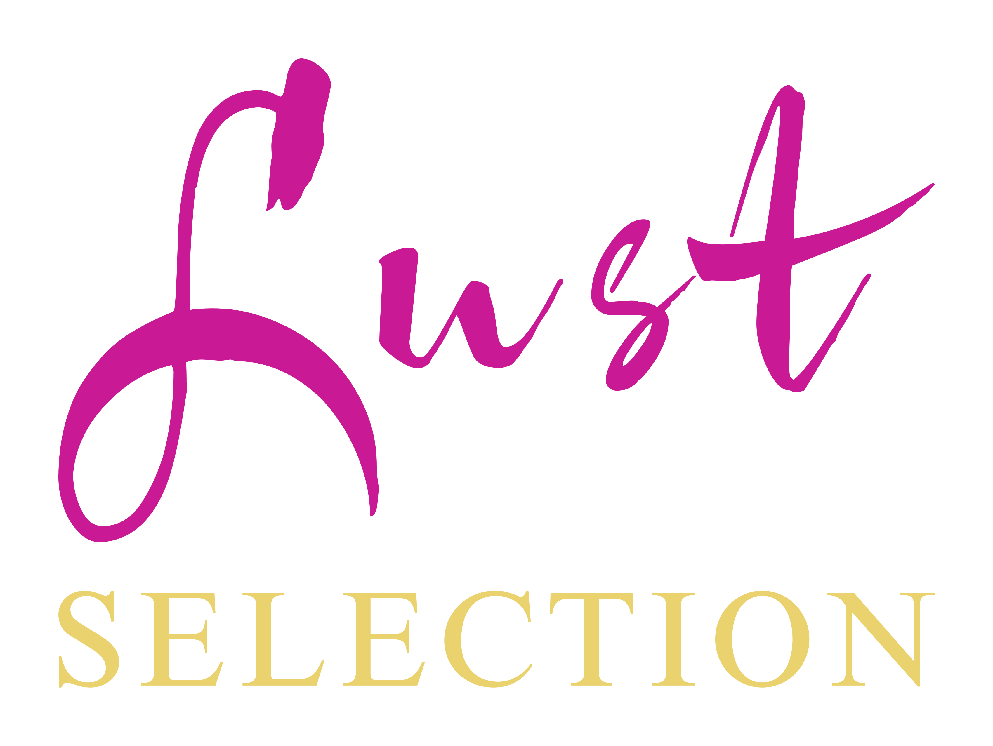 Lust Selection : Episode One