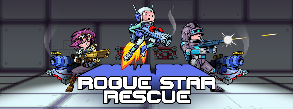 Rogue Star Rescue: Alpha version