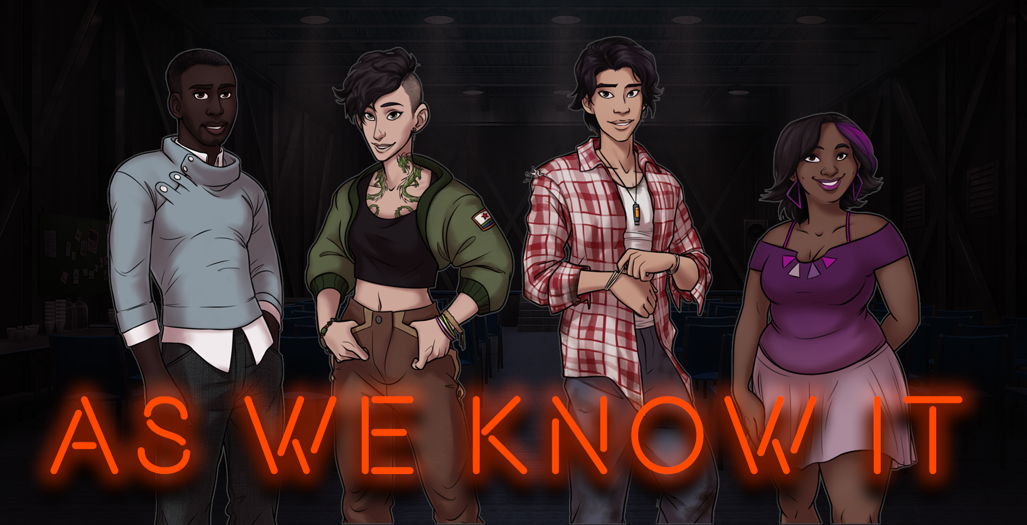 As We Know It Artbook and Wallpapers
