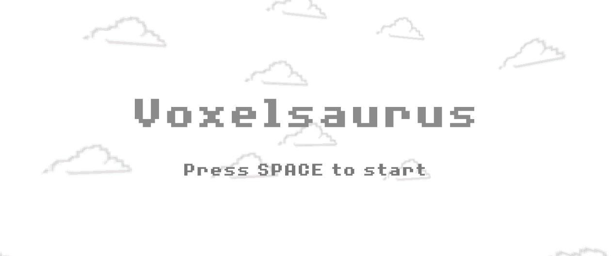 Voxelsaurus