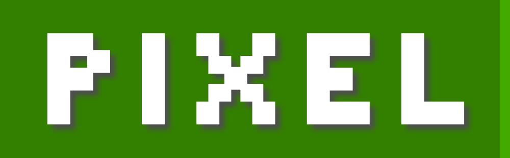 White Pixel Sprite Font