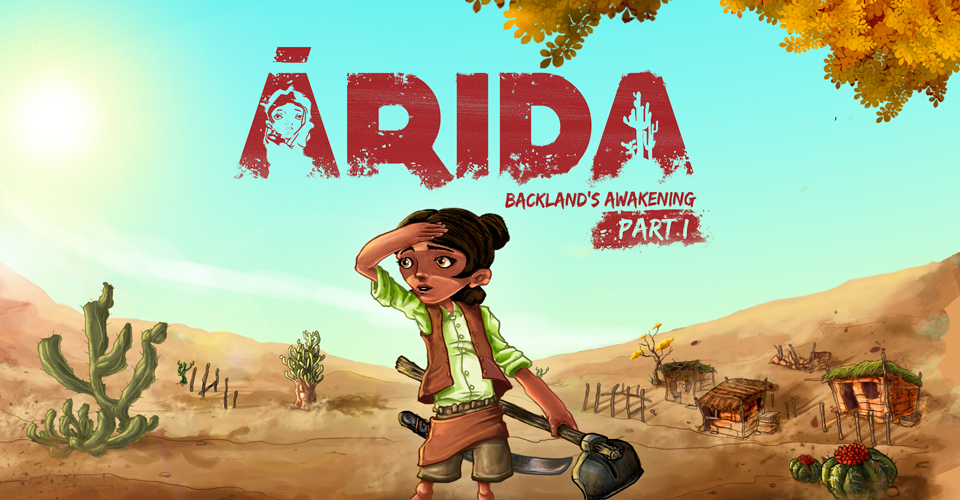 Arida: Backland's Awakening - part 1
