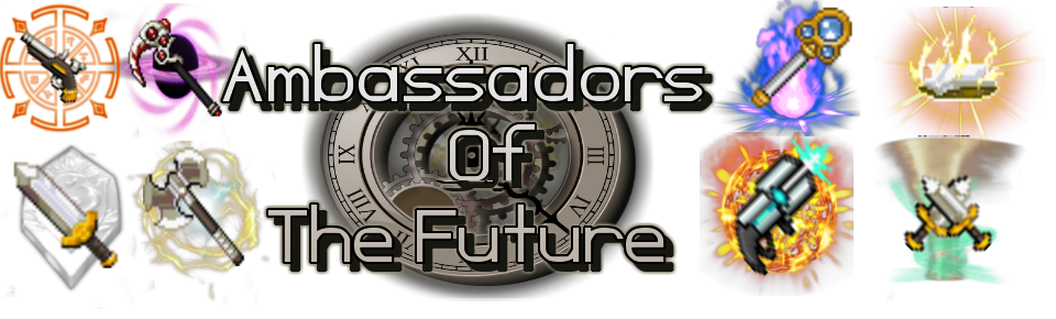Ambassadors Of The Future