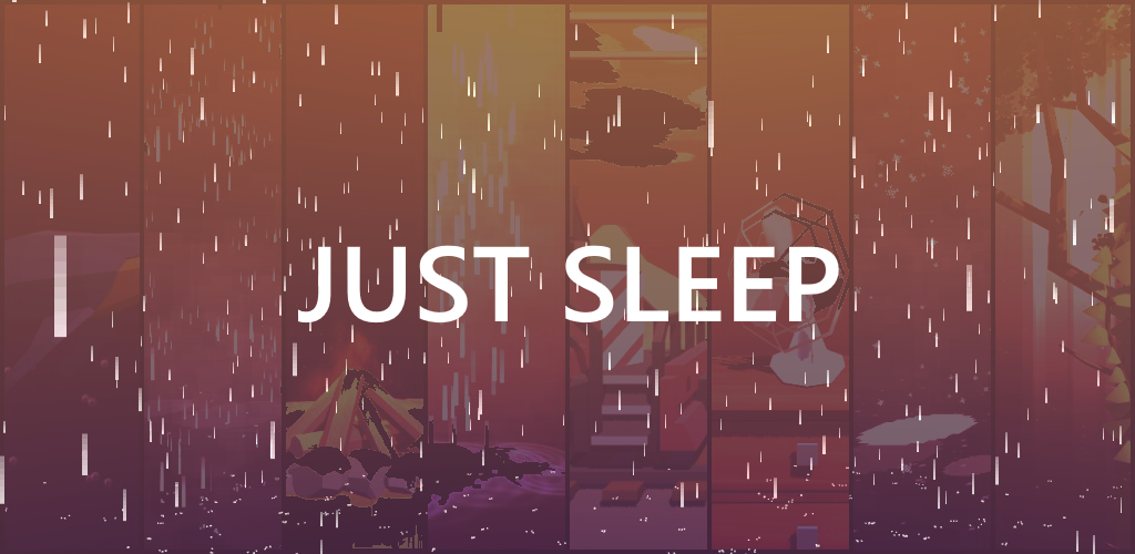 Just Sleep - Meditate, Focus, Relax
