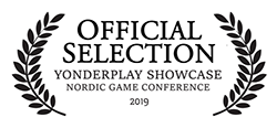 Official Selection, Yonderplay Showcase at Nordic Game Conference 2019