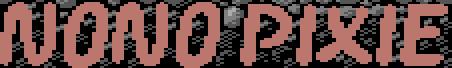 Nono Pixie (C64)