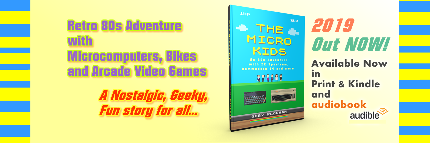 The Micro Kids - Video Gaming Adventure Book
