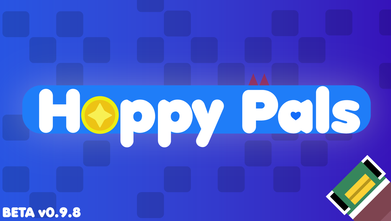 Hoppy Pals (Preorder now on the App Store!)