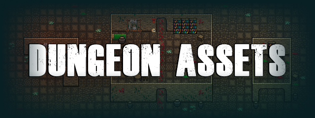 Dungeon assets pack