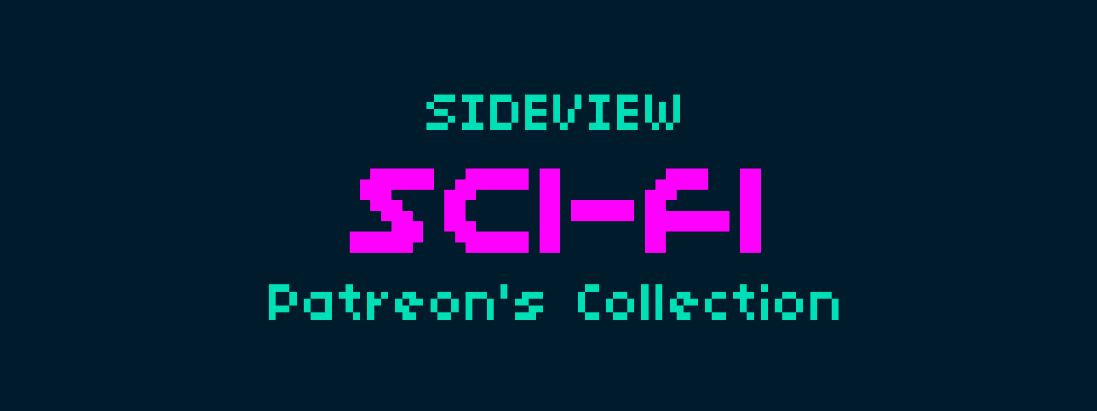 Sideview Sci-Fi - Patreon Collection
