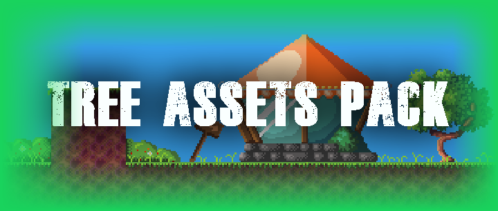 Trees assets pack