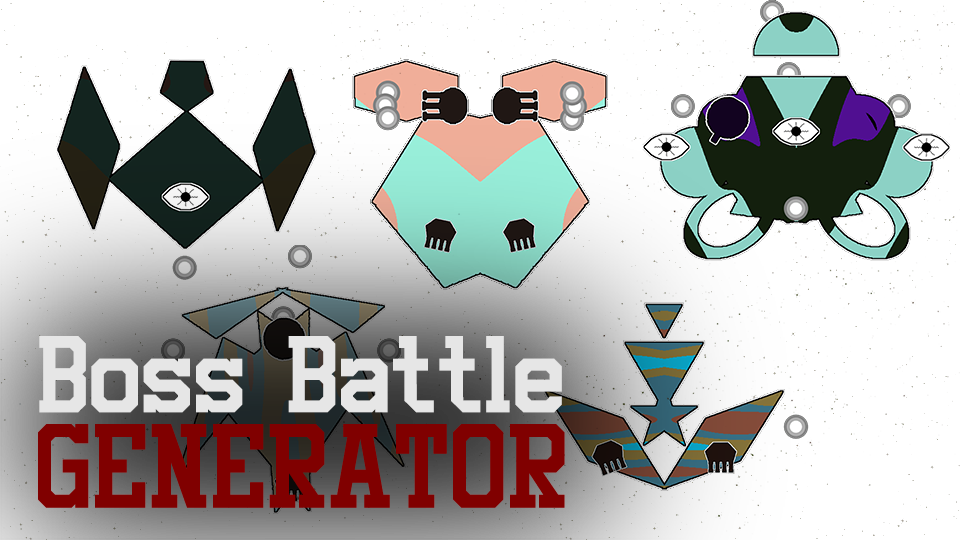 Boss Battle Generator v1.1