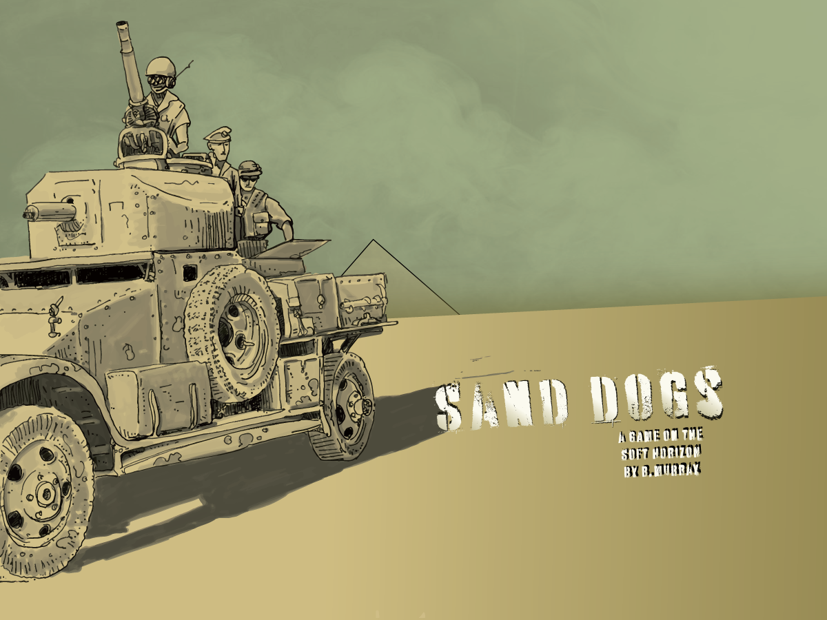 Sand Dogs