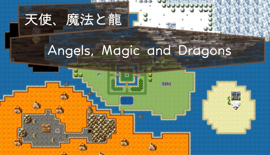 Angels, Magic and Dragons. (AMAD Demo)