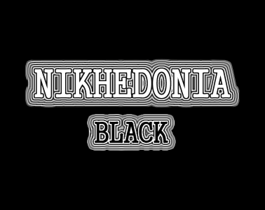NIKHEDONIA BLACK