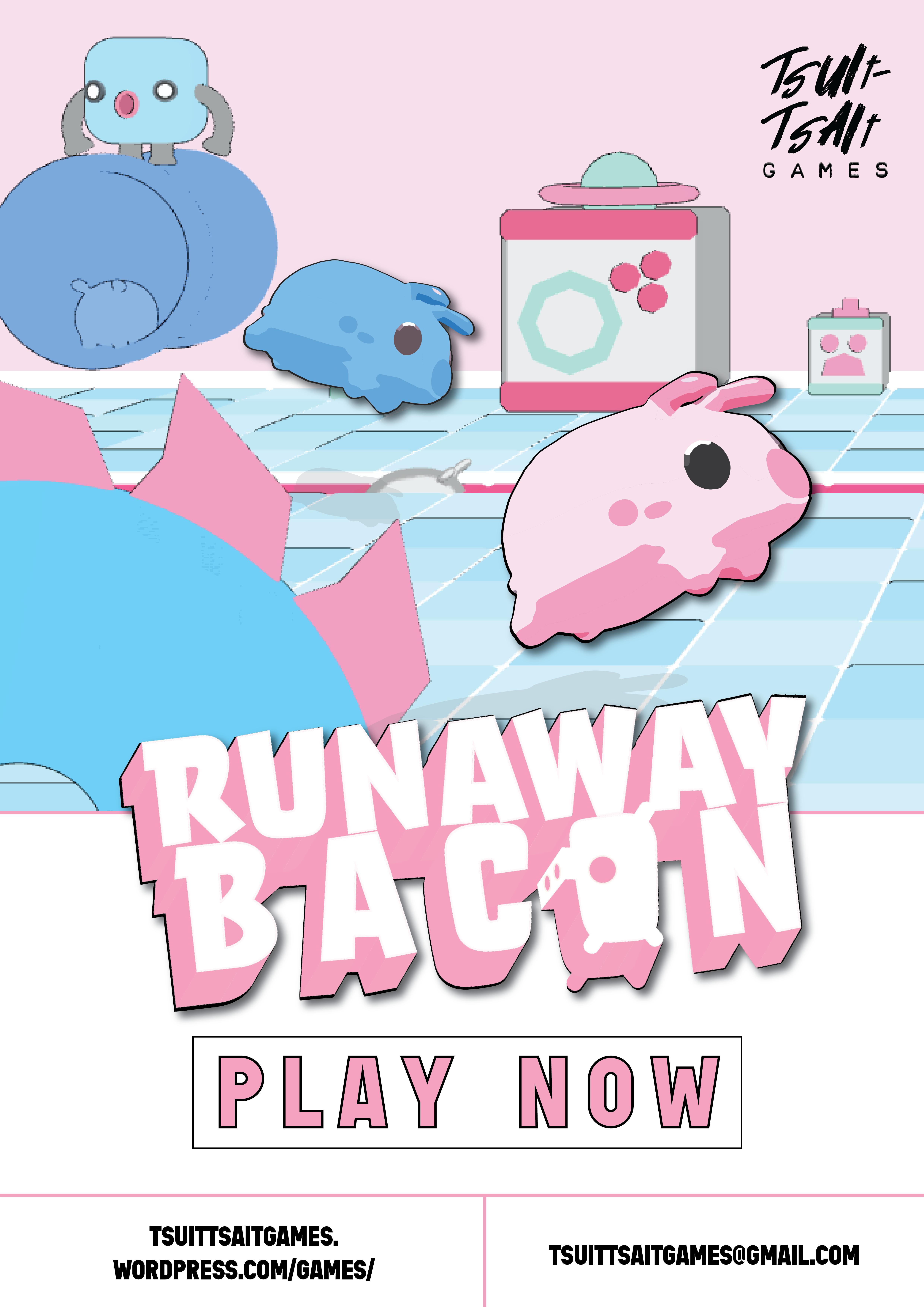 Runaway Bacon (demo)