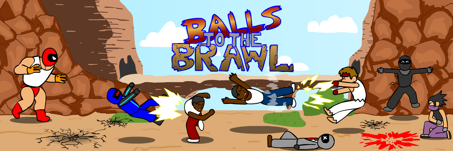 Balls to the Brawl