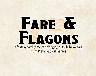 Fare & Flagons