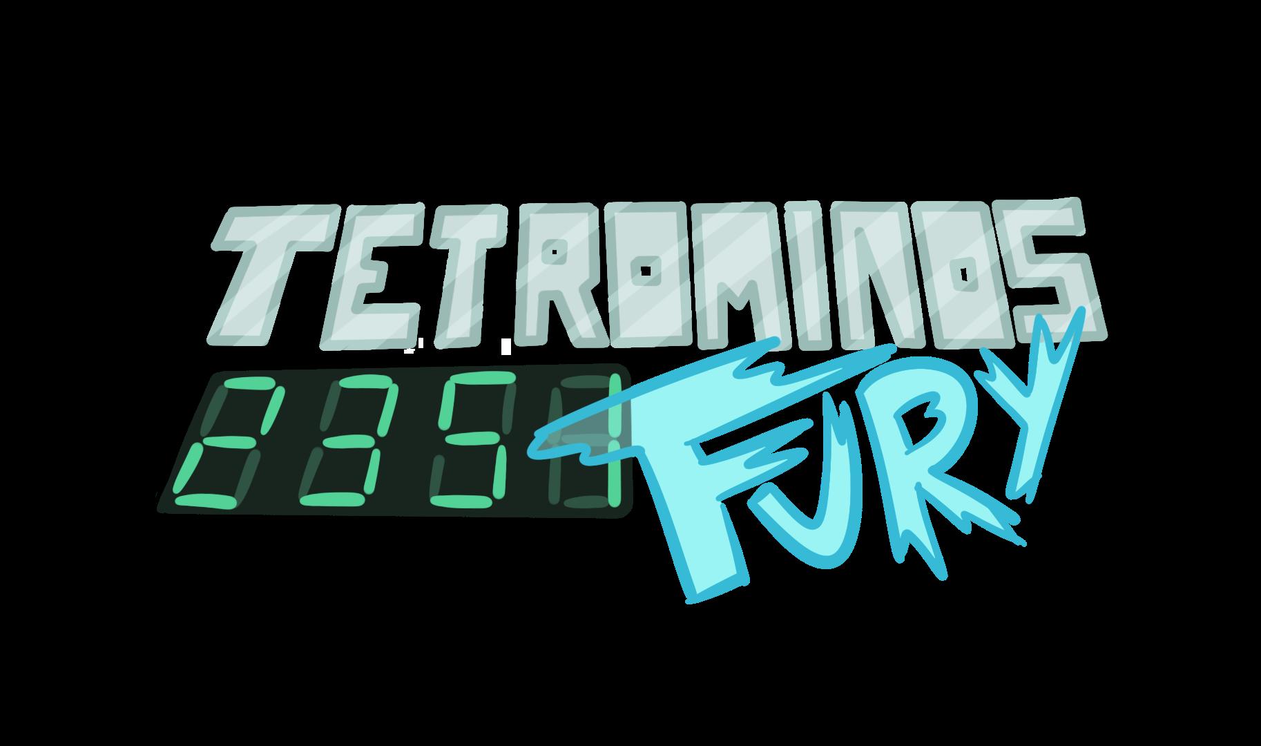 Tetrominos Fury 2351