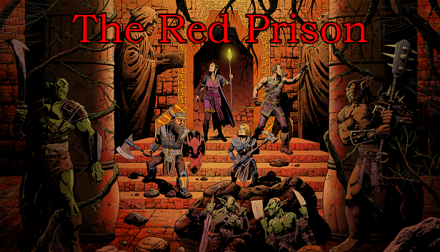 Warlocks and a proper endgame - The Red Prison by patjw