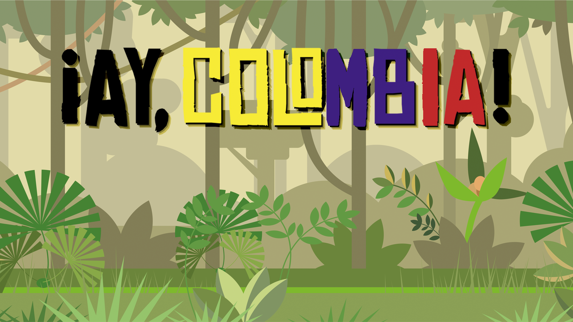 ¡Ay, Colombia!