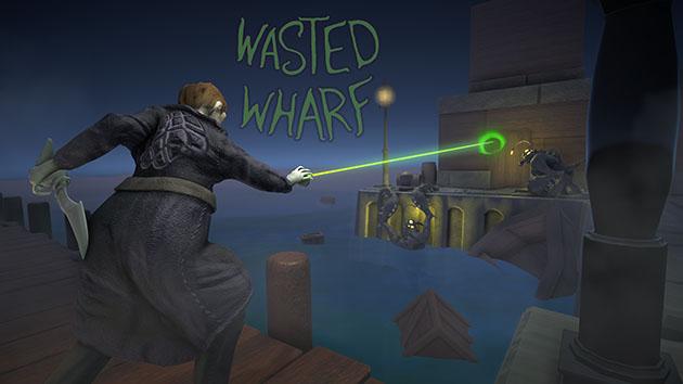 Wasted Wharf