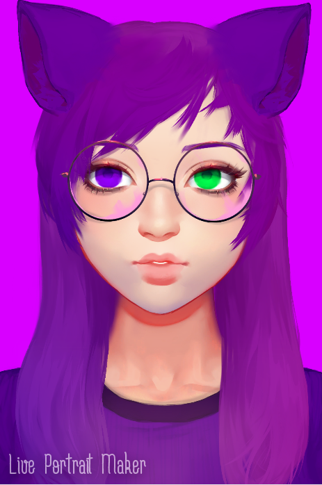 Live Portrait Maker by Angela He
