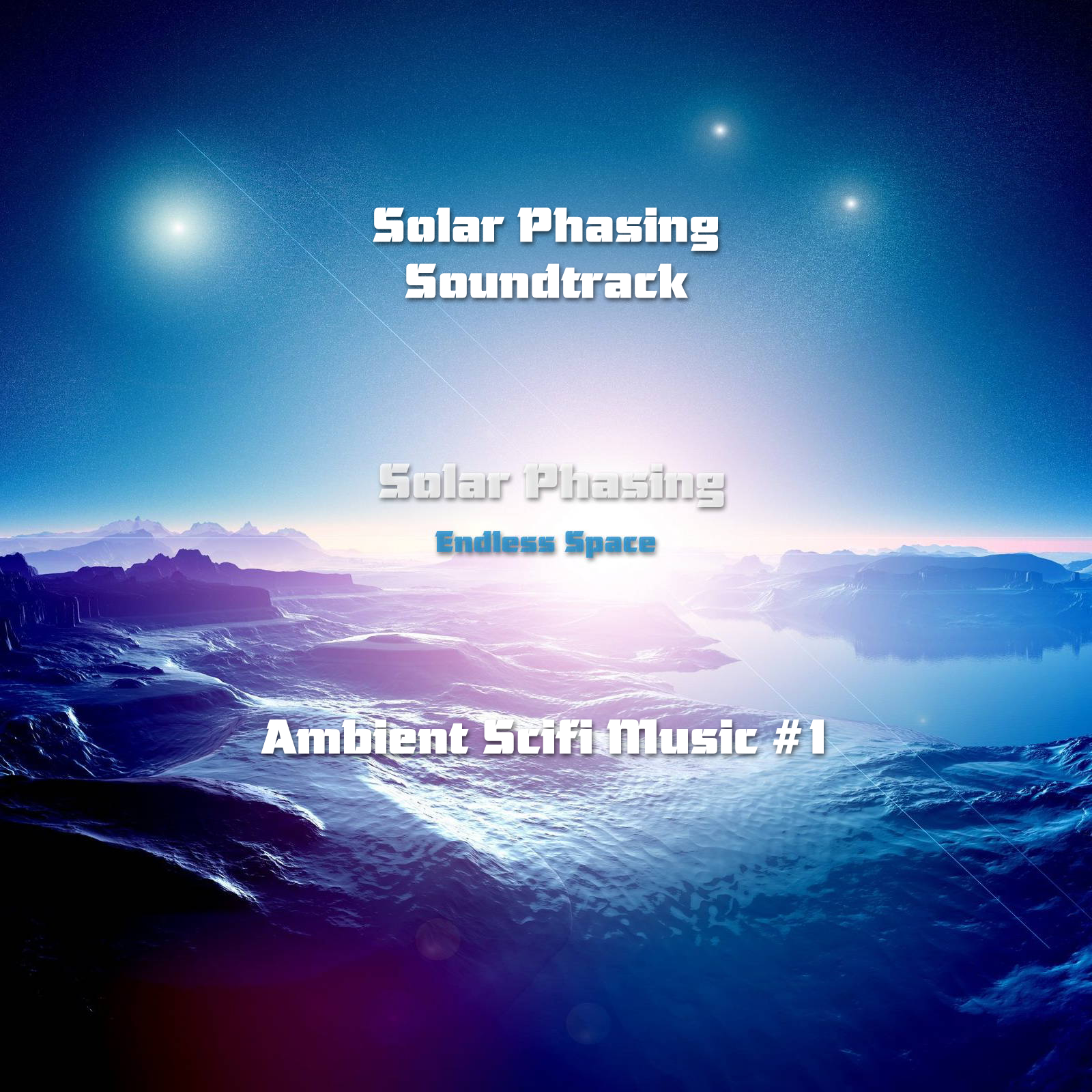 Ambient Scifi Music #1 - Endless Space by Solar Phasing