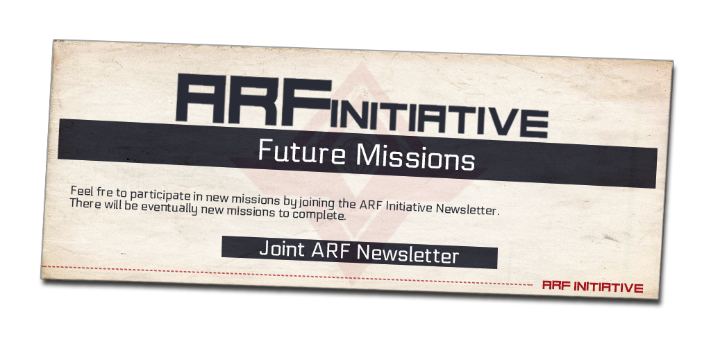ARF Initiative - Newsletter