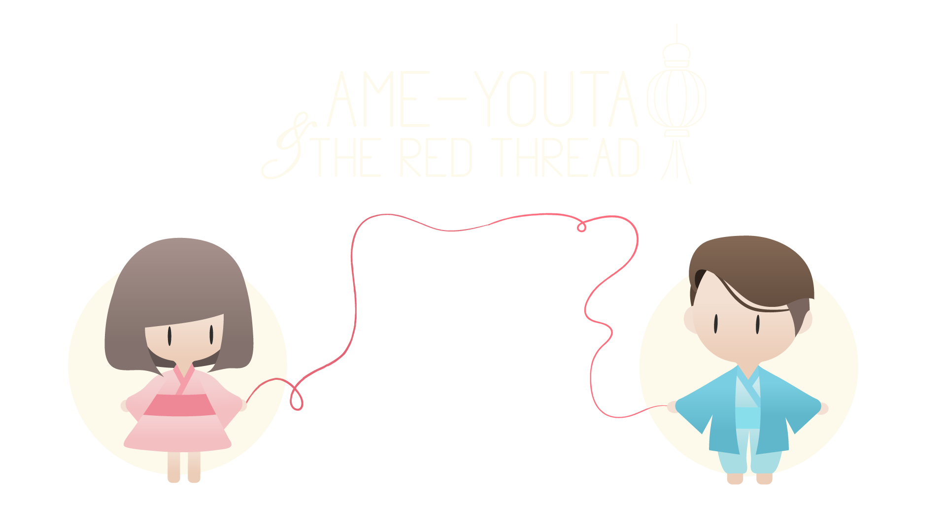 Ame-Youta & The Red Thread