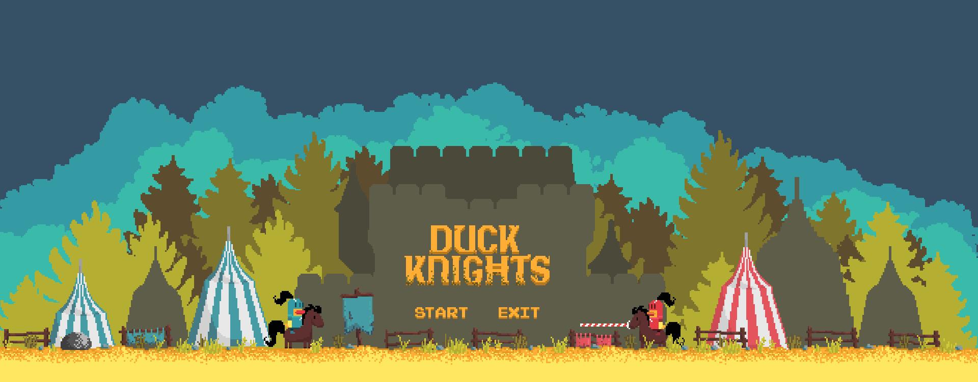 Duck Knights - Knights Tournament