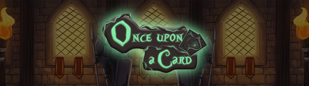 Once upon a card