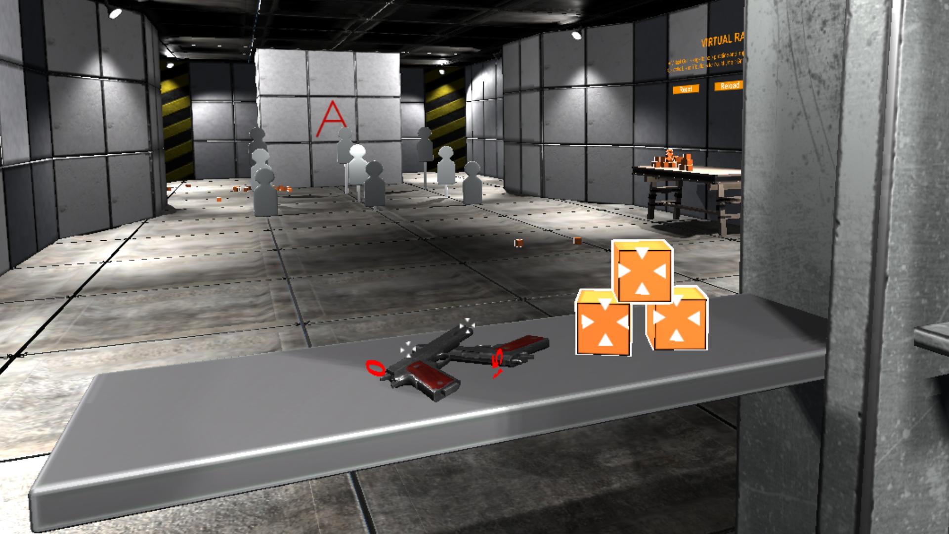 Virtual Range