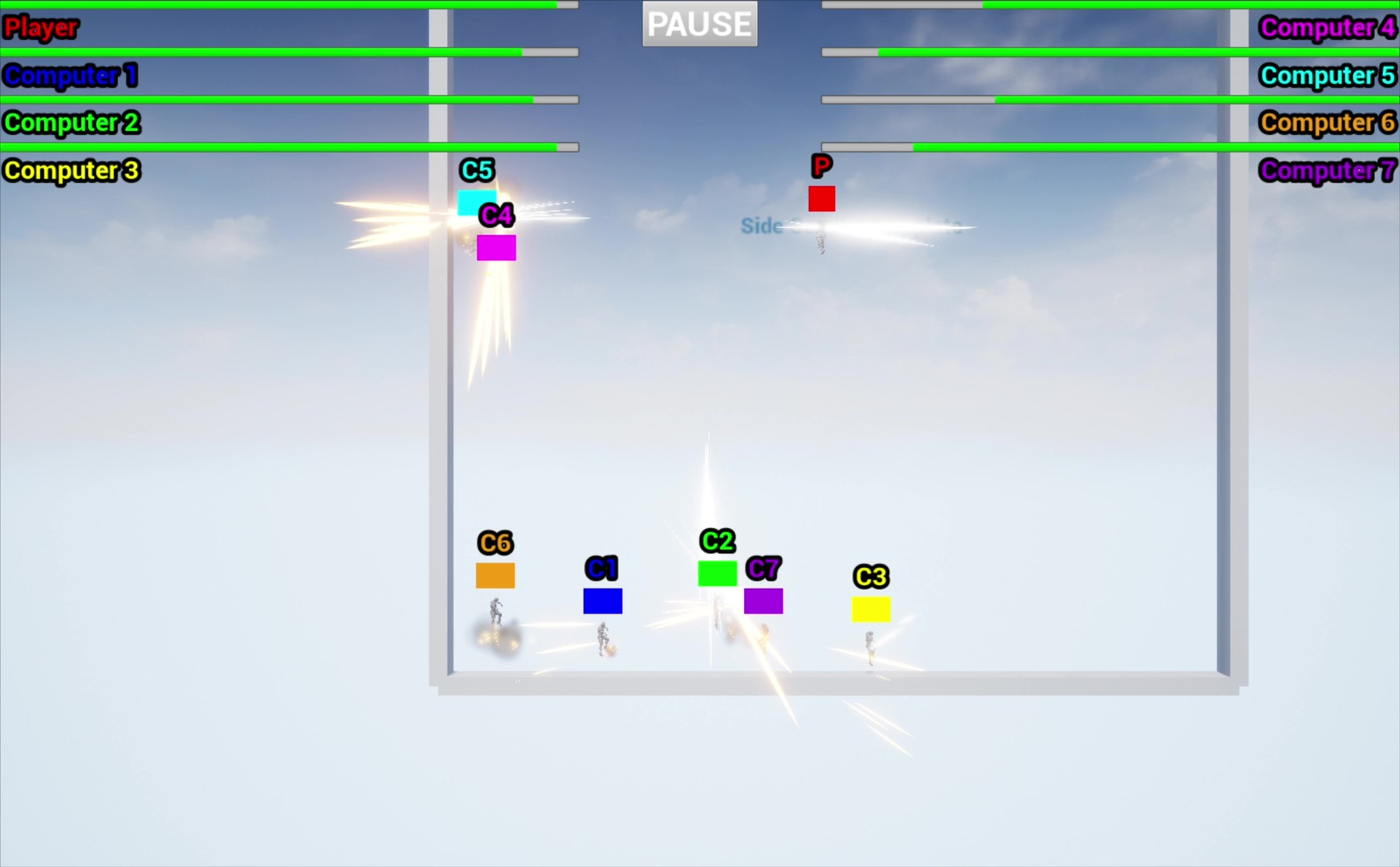 [PROJECT] Flappy Battle