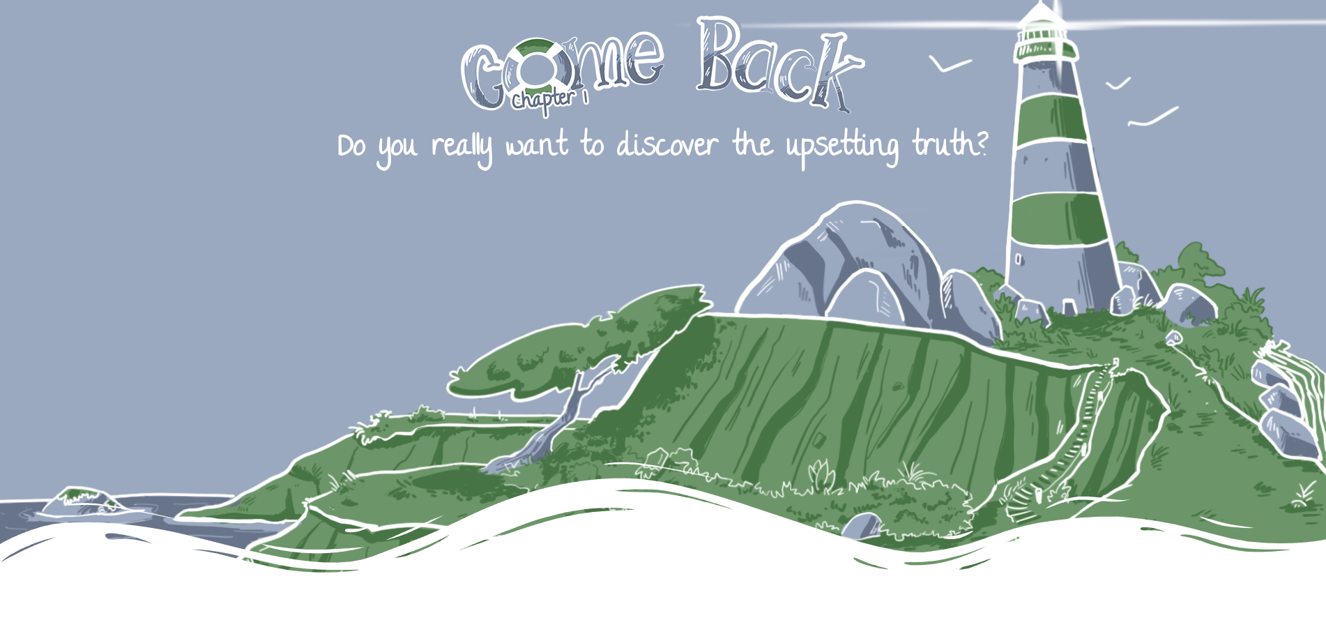 Come Back: Chapter 1