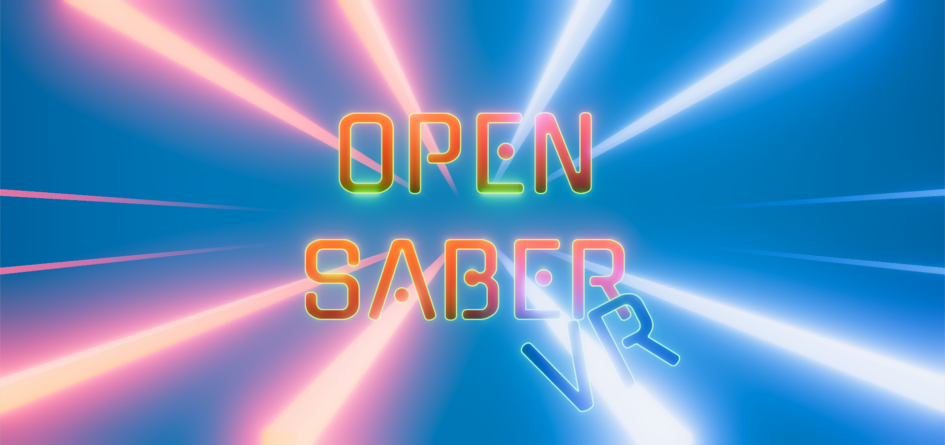 OPEN SABER VR by dev play repeat