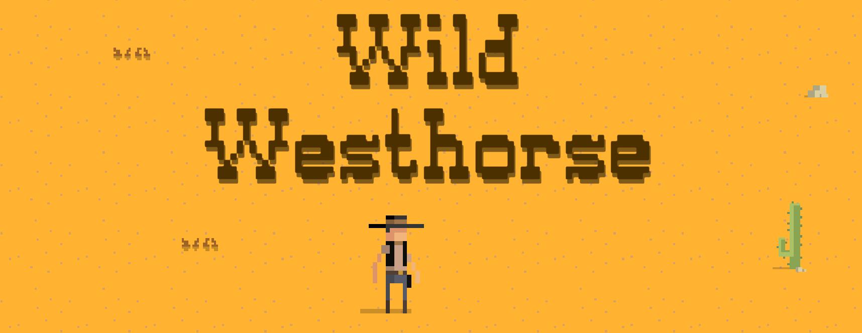Wild Westhorse