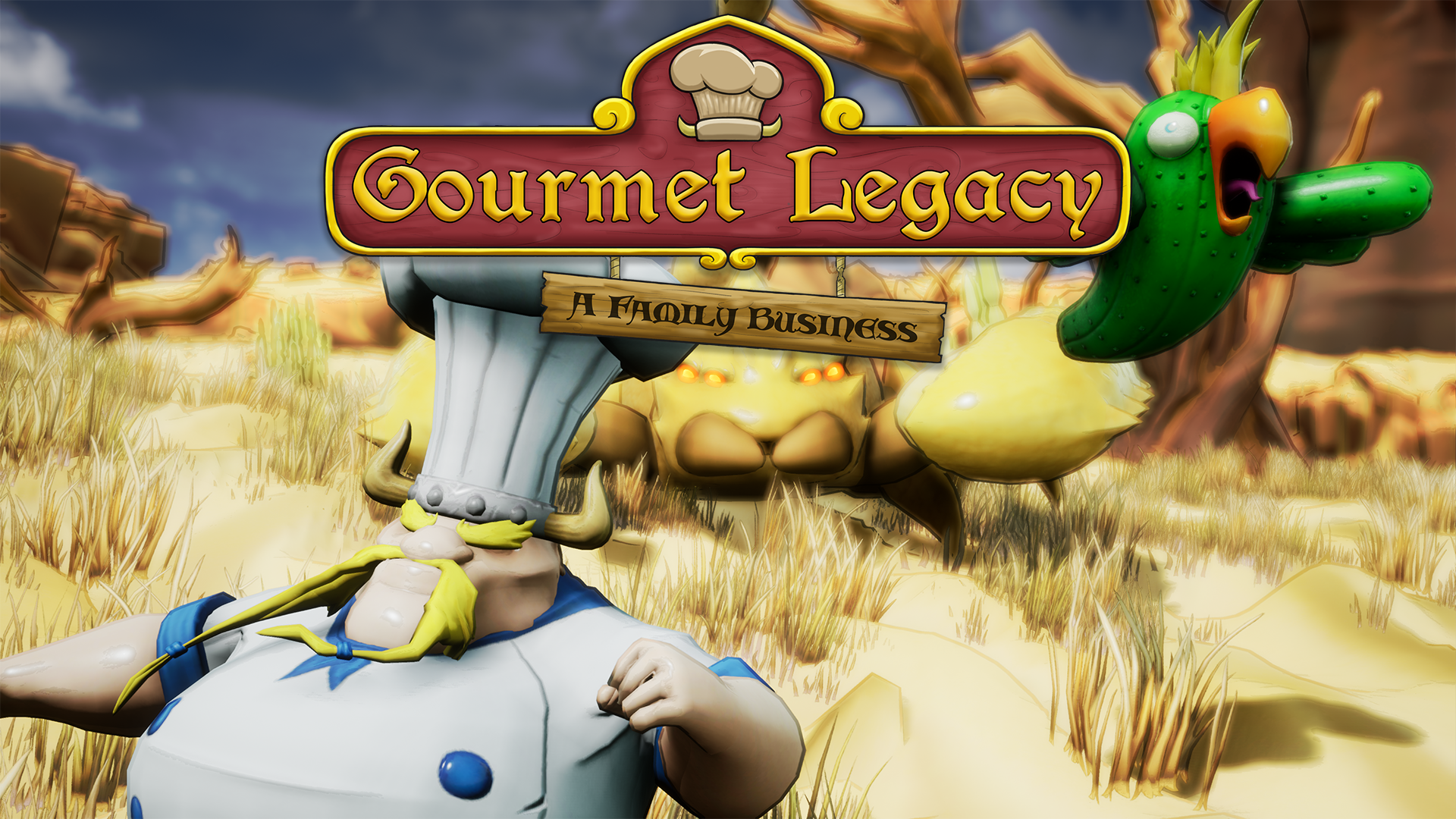Gourmet Legacy -  A Family Business [Demo]