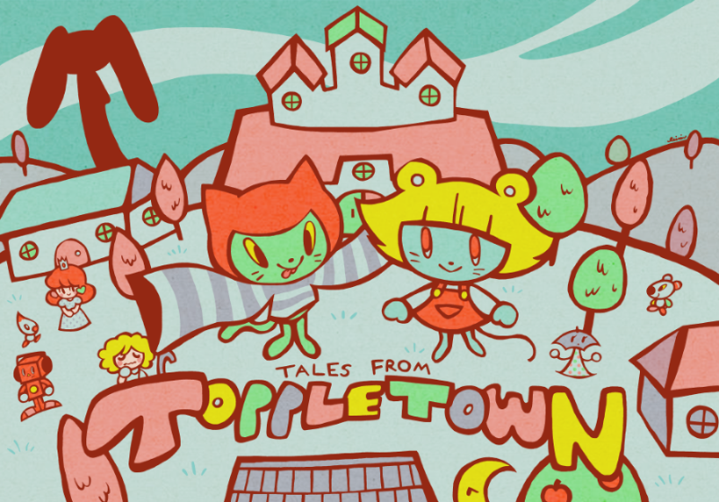 Tales From Toppletown