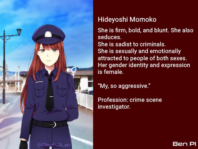 Hideyoshi Momoko