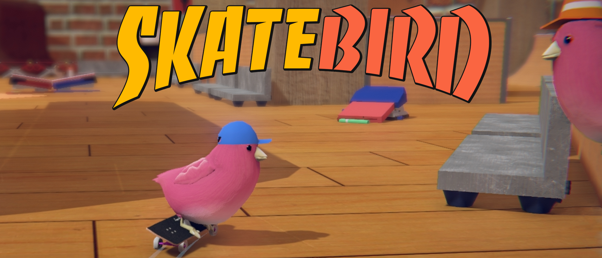 SkateBIRD Dance Party