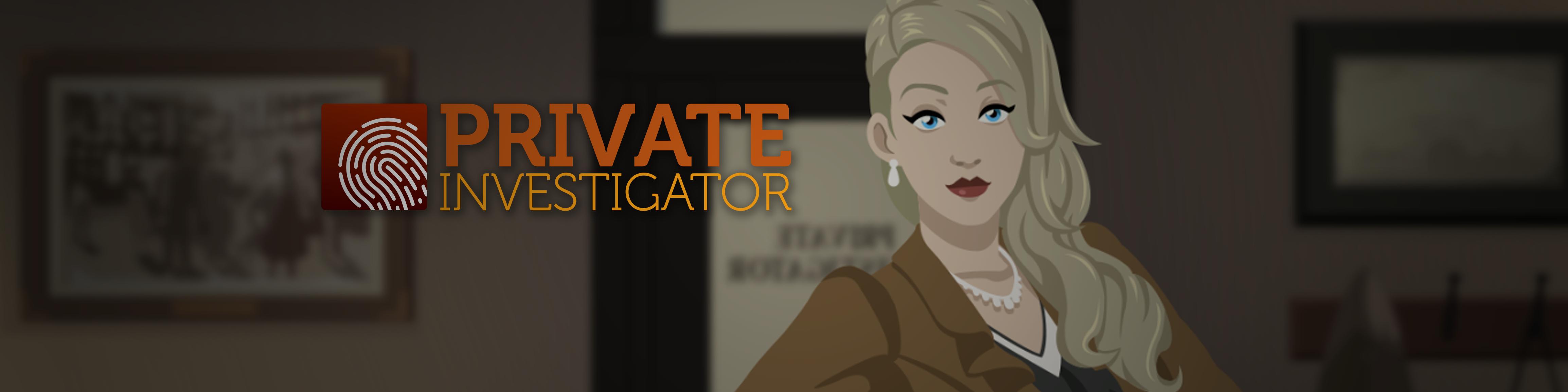 Private Investigator (18+ Adult Visual Novel)