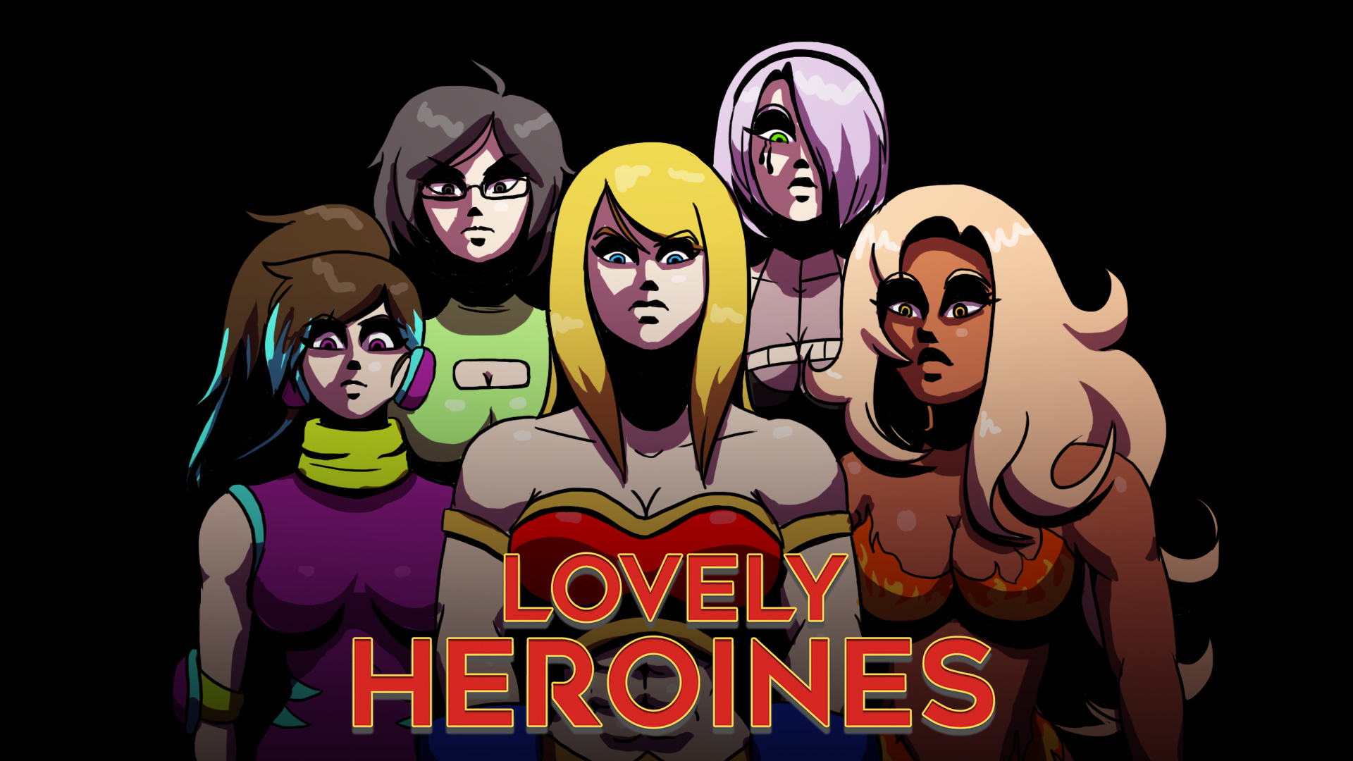 Lovely Heroines