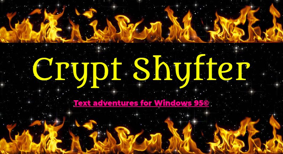 Crypt Shyfter: Weird Western Trilogy