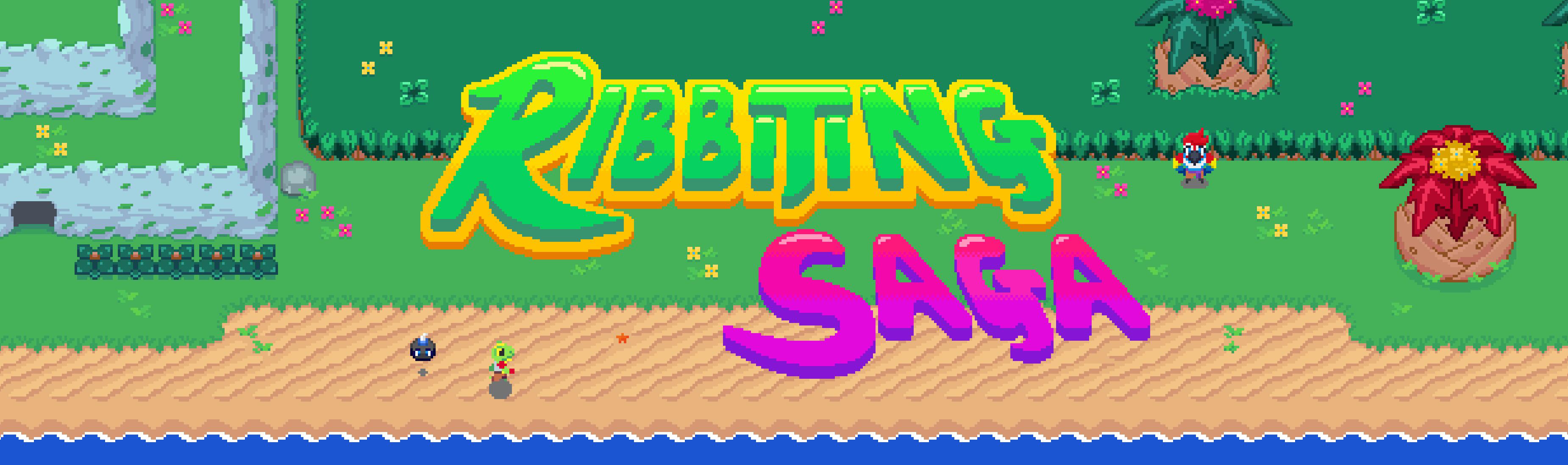 Ribbiting Saga